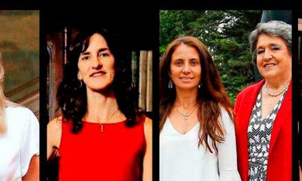 Ex alumnas premiadas como Mujeres Líderes 2016
