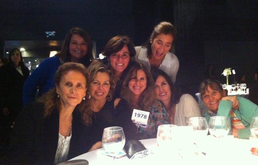 Comida ex alumnas celebración 75 años VMA