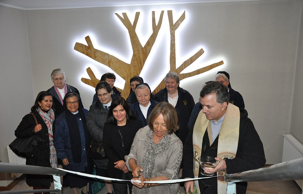 Inauguración Casa Alma Mater