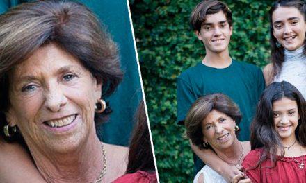 La linda historia de Consuelo Murillo (gen ´64)