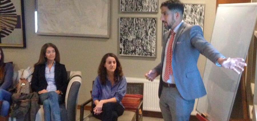MUY INTERESANTE NUESTRO PRIMER VMA TALK: TRASTORNOS DEL SUEÑO