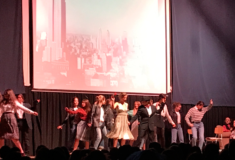 ¡Espectacular Show del 4th of July en el VMA!