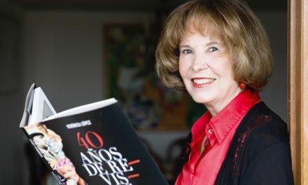 Verónica López Helfmann (gen´63) lanza su libro 40 años de revistas