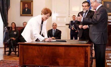 Mucho éxito en este nuevo desafío a Consuelo Valdes Chadwick (generación '65) como Ministra de las Culturas.