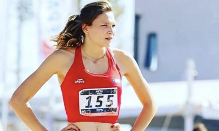 Felicitaciones a nuestra exalumna Martina Weil por su nuevo récord en los 400 m. 52.60.