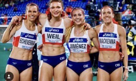 Nuevo record de grandes atletas exvma