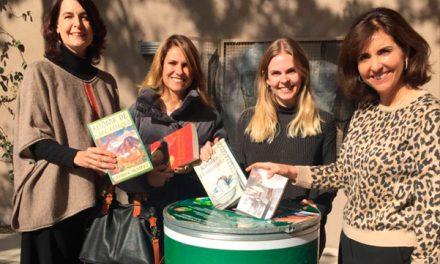 Ahora puedes reciclar tus libros en la Casa Alma Mater
