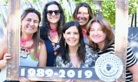 Gran convocatoria celebración 30 años generación '89