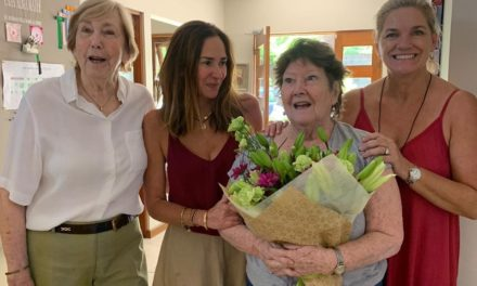 Felices de darle la bienvenida a una nueva ex VMA a nuestra Casa Alma Mater