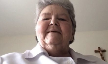 Mensaje de Sister Marie Horstmann