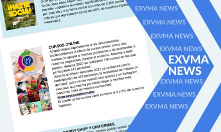 EXVMA NEWS 2020-2021